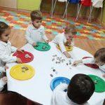 jugando contar escuela infantil potritos